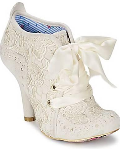 Biele topánky Irregular Choice
