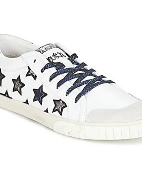 Biele topánky Ash