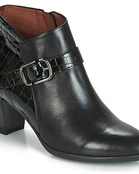 Čierne topánky Hispanitas
