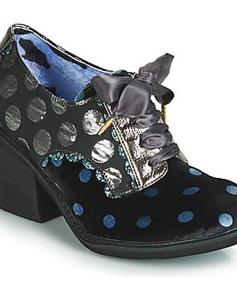 Čierne topánky Irregular Choice