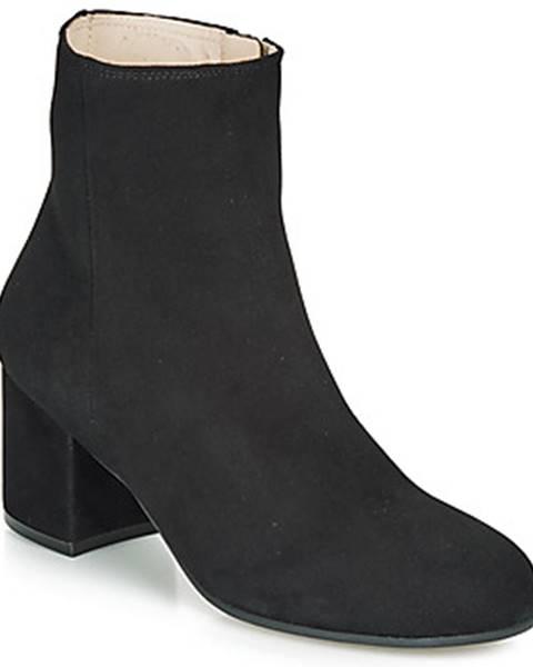 Čierne topánky Ippon Vintage
