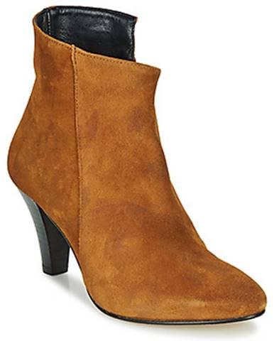 Hnedé topánky Ippon Vintage