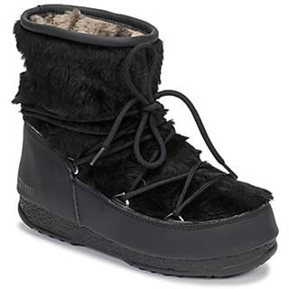 Obuv do snehu Moon Boot  MOON BOOT MONACO LOW FUR WP