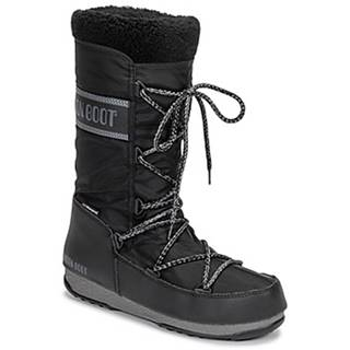 Obuv do snehu Moon Boot  MOON BOOT MONACO WOOL WP