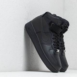 Nike Wmns Air Force 1 High Black/ Black