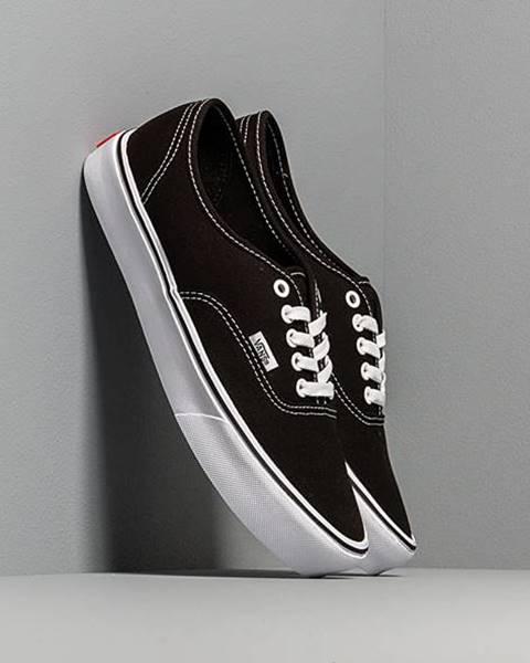 Vans  Vans Authentic Lite (Canvas) Black/ White
