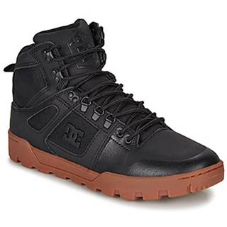 Členkové tenisky DC Shoes  PURE HIGH-TOP WR BOOT