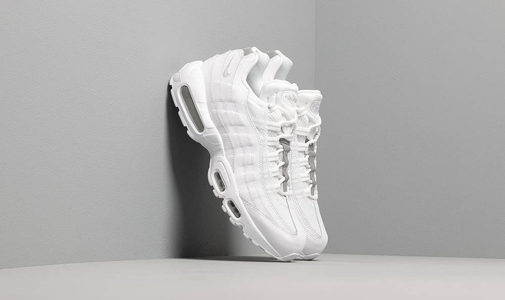Nike Nike Air Max 95 Essential White/ White