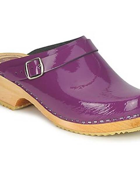 Fialové topánky Le comptoir scandinave