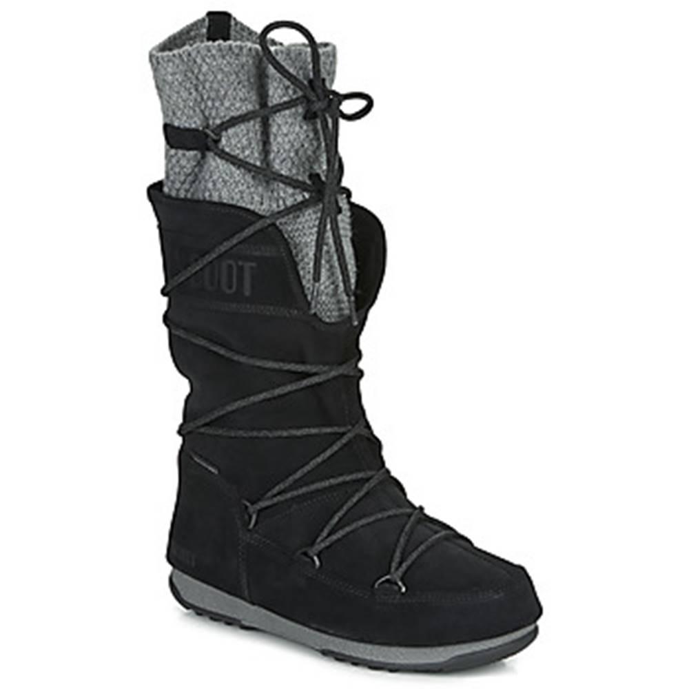 Moon Boot Obuv do snehu Moon Boot  MOON BOOT W.E. ANVERSA WOOL WP