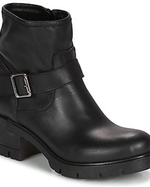 Čierne topánky Sweet Lemon