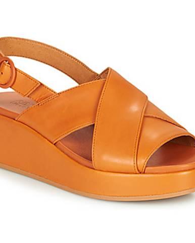 Hnedé sandále Camper