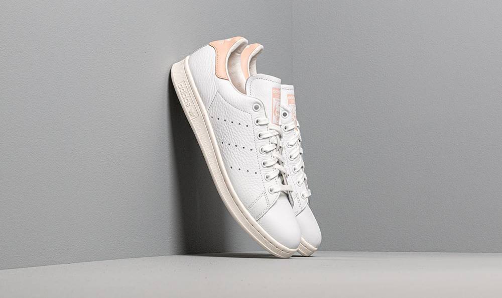 adidas Originals adidas Stan Smith Ftw White/ Vapor Pink/ Off White