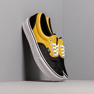 Vans Era Platform (Python) Black/ Yellow