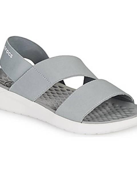 Viacfarebné sandále Crocs
