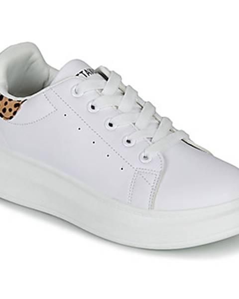 Biele tenisky Chattawak