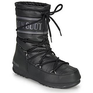 Obuv do snehu Moon Boot  MOON BOOT MID NYLON WP
