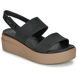 Sandále Crocs  CROCS BROOKLYN LOW WEDGE W