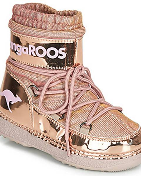 Ružové topánky Kangaroos