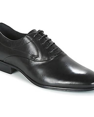 Čierne topánky Carlington