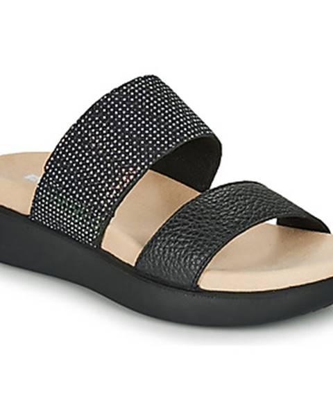 Čierne topánky Romika