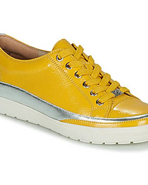 Žlté tenisky Caprice