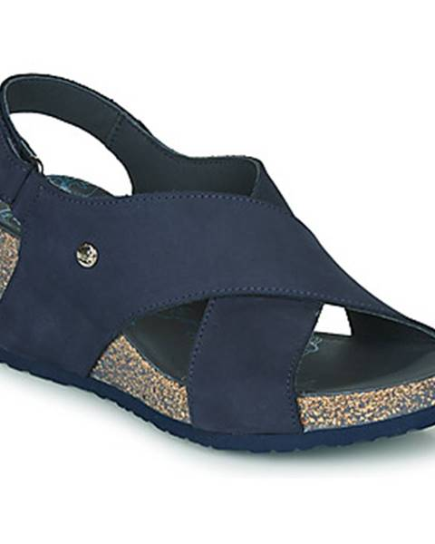 Modré sandále Panama Jack