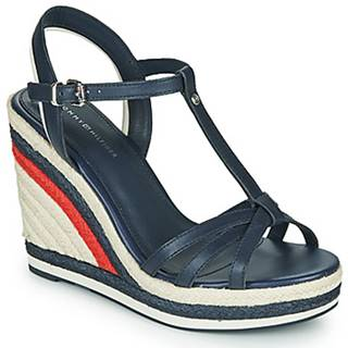 Sandále Tommy Hilfiger  TOMMY STRAPPY HIGH WEDGE