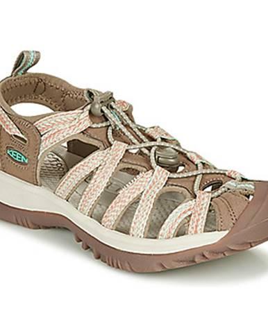 Béžové športové sandále Keen