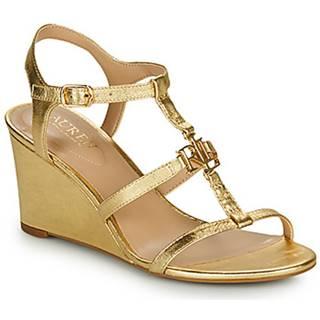 Sandále Lauren Ralph Lauren  CHARLTON SANDALS CASUAL WEDGE