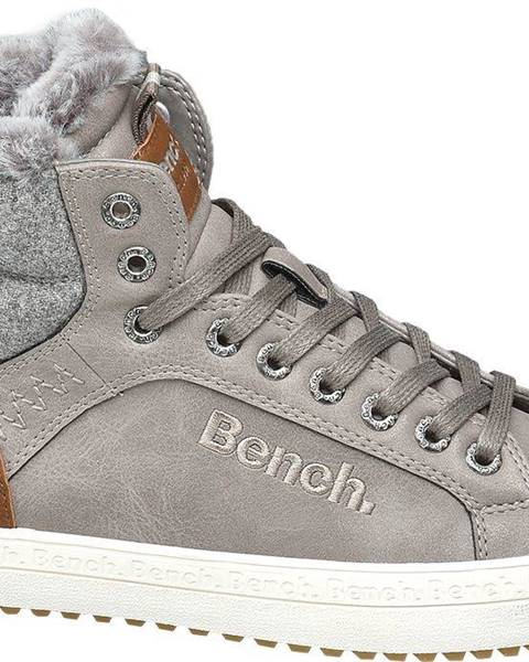 Sivé tenisky Bench