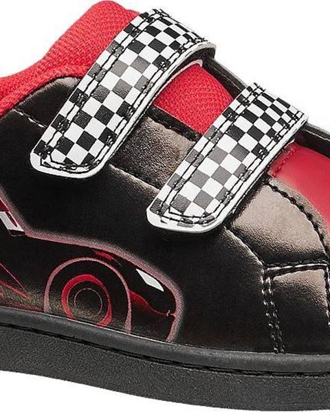 Červené tenisky Cars