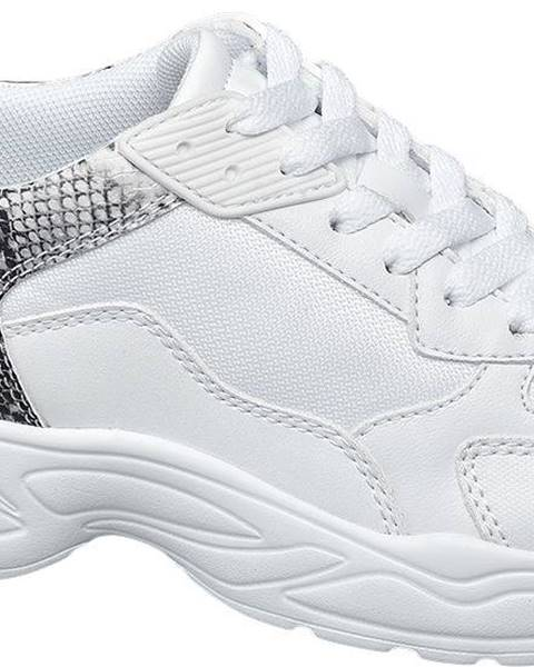 Biele tenisky Star Collection