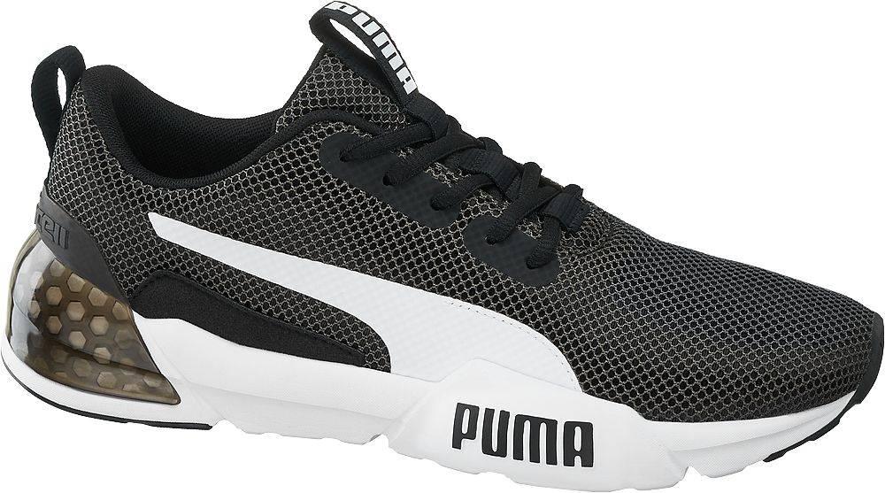 Puma Puma - Čierne tenisky Puma Cell Phase D