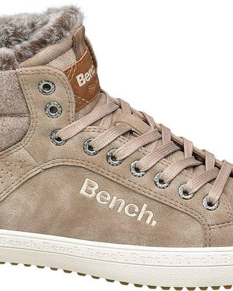 Béžové tenisky Bench
