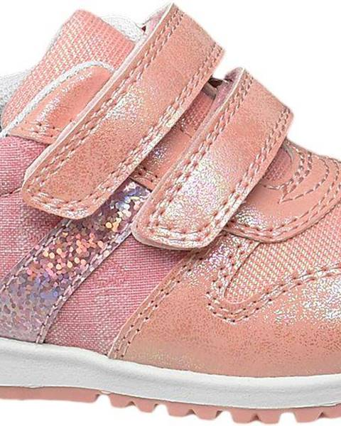 Ružové topánky Cupcake Couture