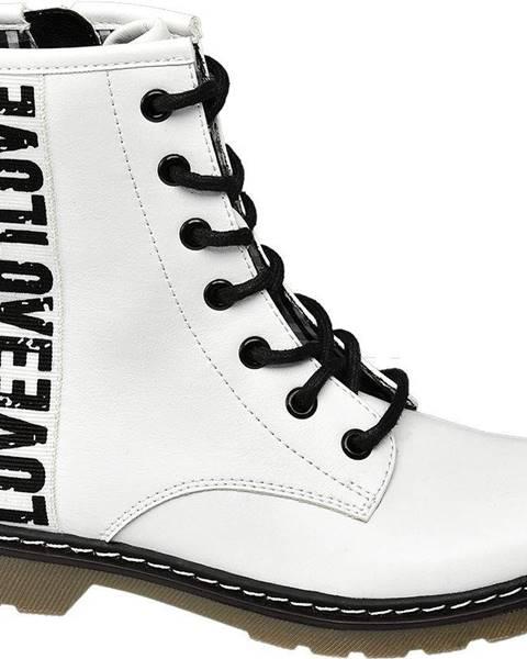 Biele topánky Graceland