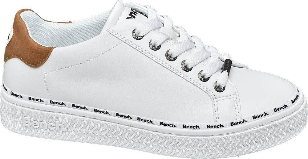 Bench Bench - Biele tenisky Bench