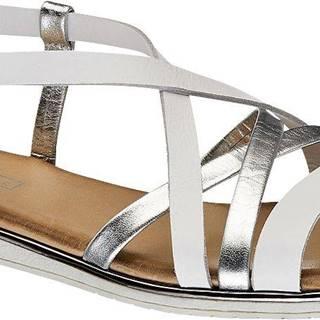 5th Avenue - Kožené sandále