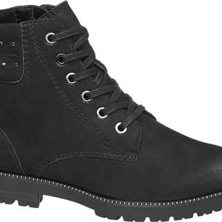 5th Avenue - Zimná obuv so šnurovaním