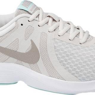 NIKE - Platinové tenisky Nike Revolution 4