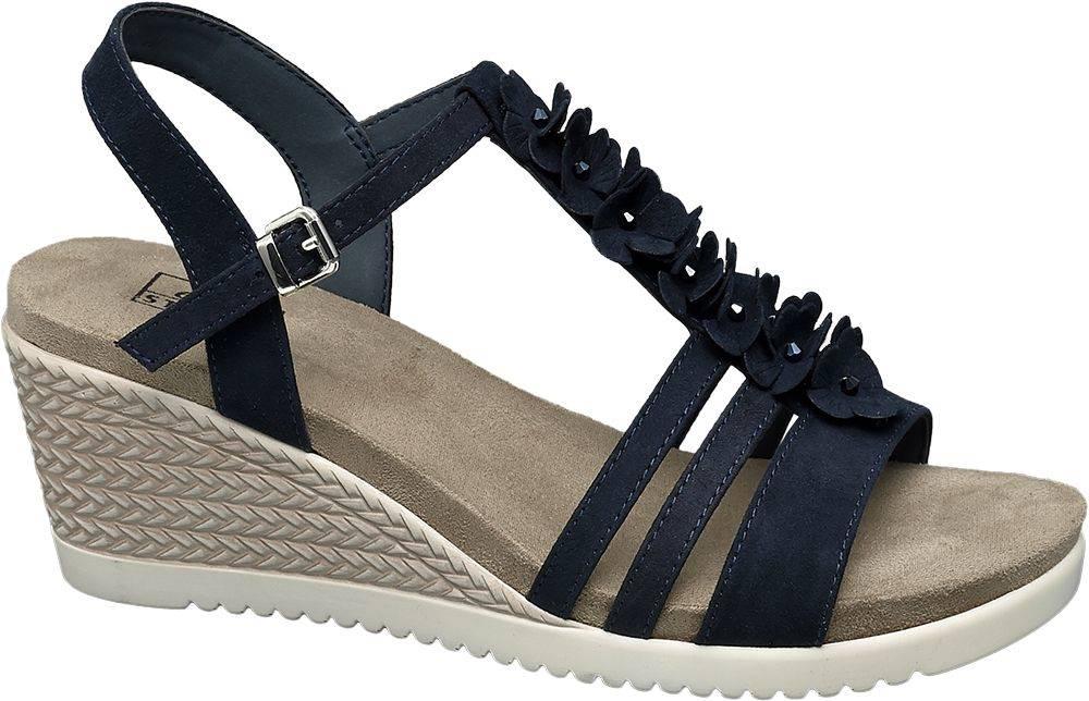 Easy Street Easy Street - Komfortné sandále