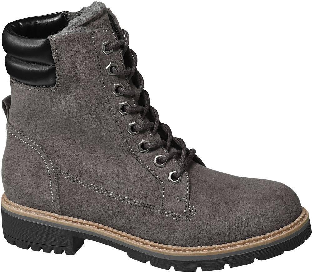 Landrover Landrover - Zimná obuv so šnurovaním