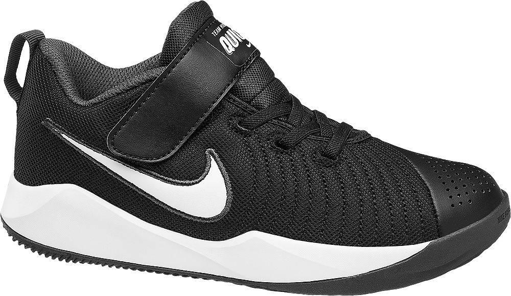 Nike NIKE - Čierne tenisky Nike Team Hustle Quick 2