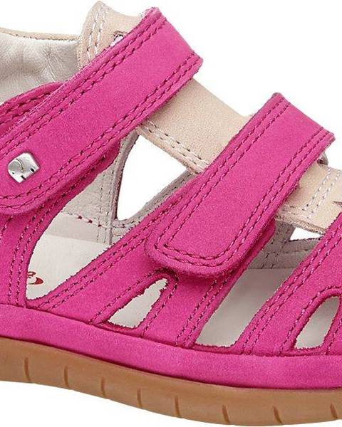 Ružové sandále Elefanten