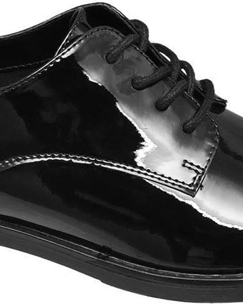 Čierne poltopánky Graceland