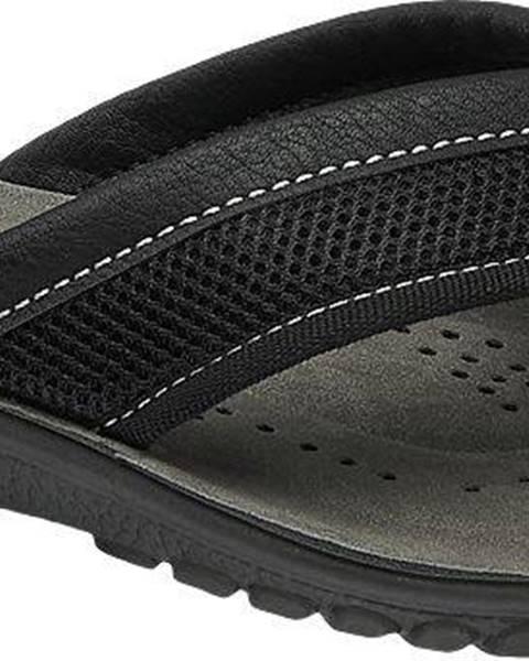 Čierne sandále Memphis One