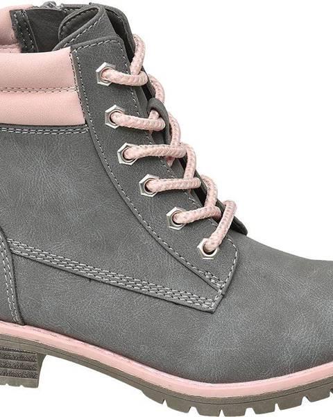 Sivé topánky Venice