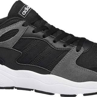 adidas - Čierne tenisky Adidas Crazychaos