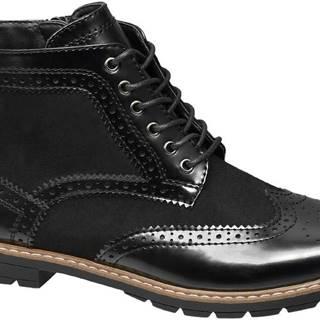 Graceland - Členková obuv so šnurovaním